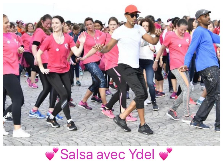 Salsa avec Ydel